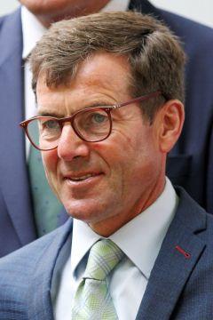 Peter Schiergen 2019 in Düsseldorf. www.galoppfoto.de -Sandra Scherning