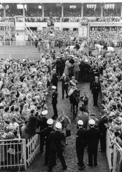 Derbysieger Wilderer 1958